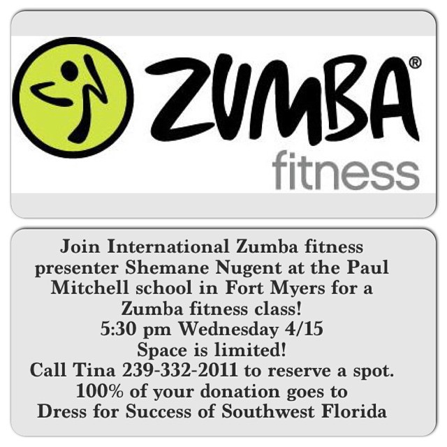 Join me tomorrow for a #Zumba fitness class in Ft.…