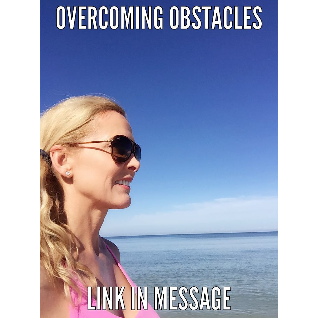 How to overcome obstacles  or if youre just havinghellip