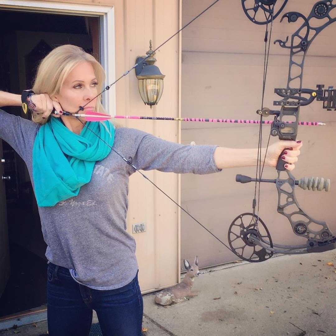 Its that time of year Archery season mathews mathewshalon7 goodtiphellip