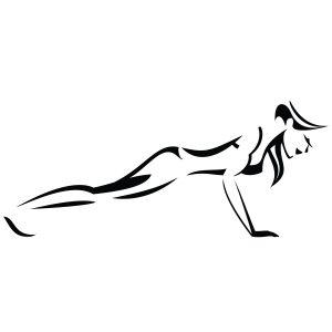 pushup character