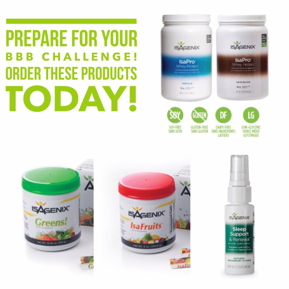 Bedtime Belly Buster Challenge